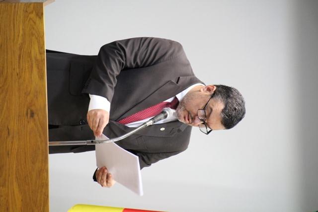 Conselheiro do Crefito5 assume coordenadoria do curso de Fisioterapia da UFCSPA