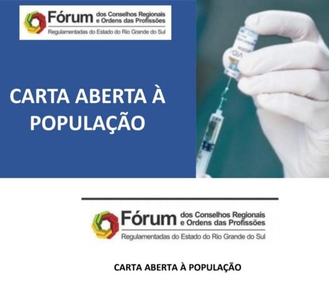 Crefito5 participa de campanha a favor da ciência e da vacinação contra a Covid-19