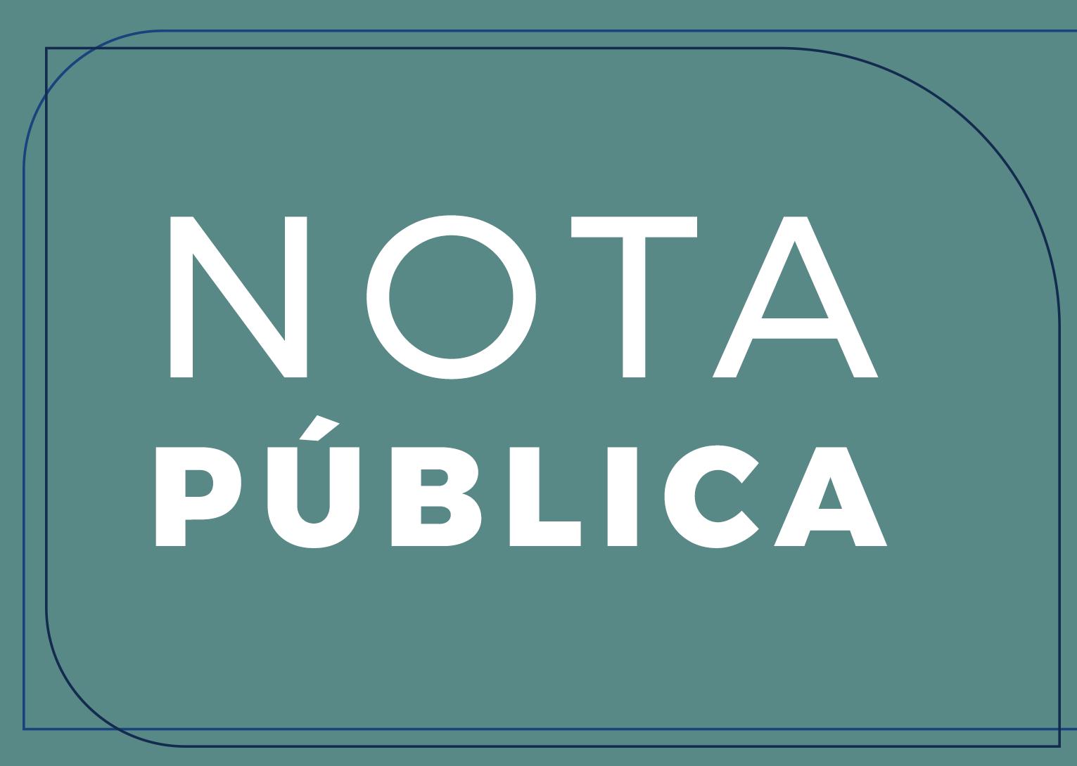 NOTA PÚBLICA - EM DEFESA DA SAÚDE DE PORTO ALEGRE